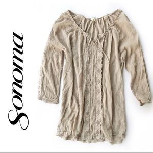 Sonoma • 3/4 Sleeve Tunic